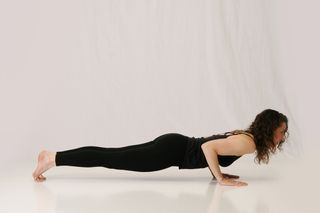 yoga pose of the month, chaturanga dandasana, four-limbed staff pose, yoga, hatha yoga, laura erdman-luntz, muselaura, musasana, museasana
