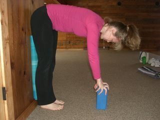 Dandasana, staff pose, yoga poses, yoga, asana, studying one pose a month